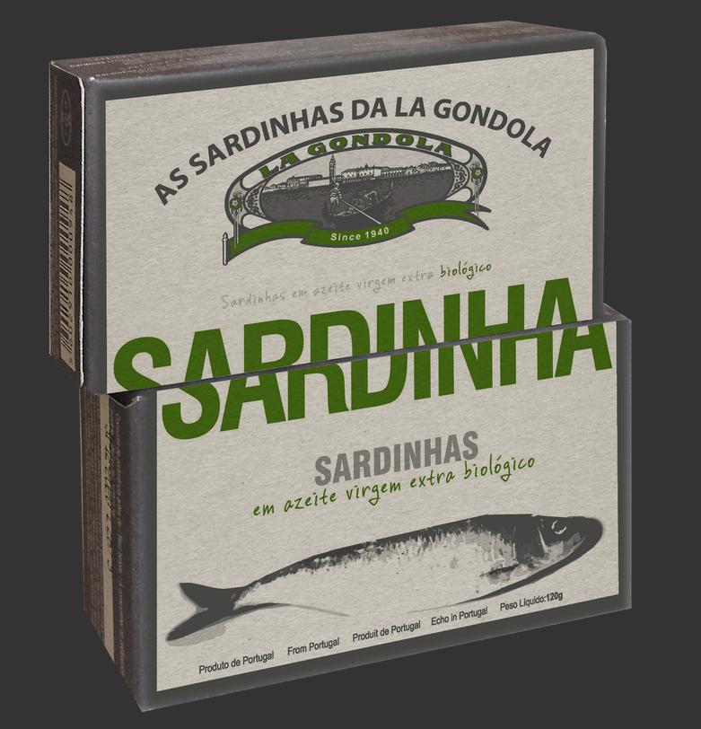 sardines bio